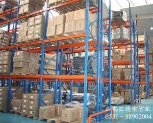 仓储货架安装